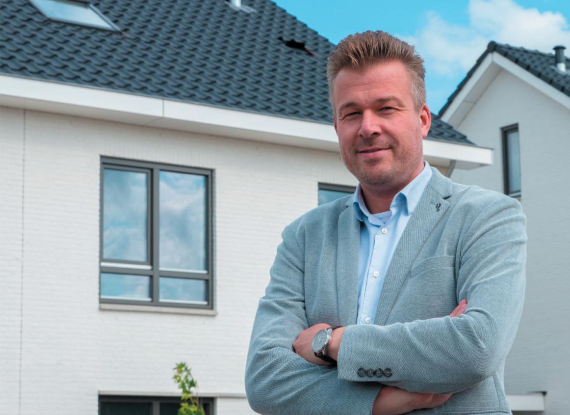 Rens van Nistelrooij Senior Projectontwikkelaar