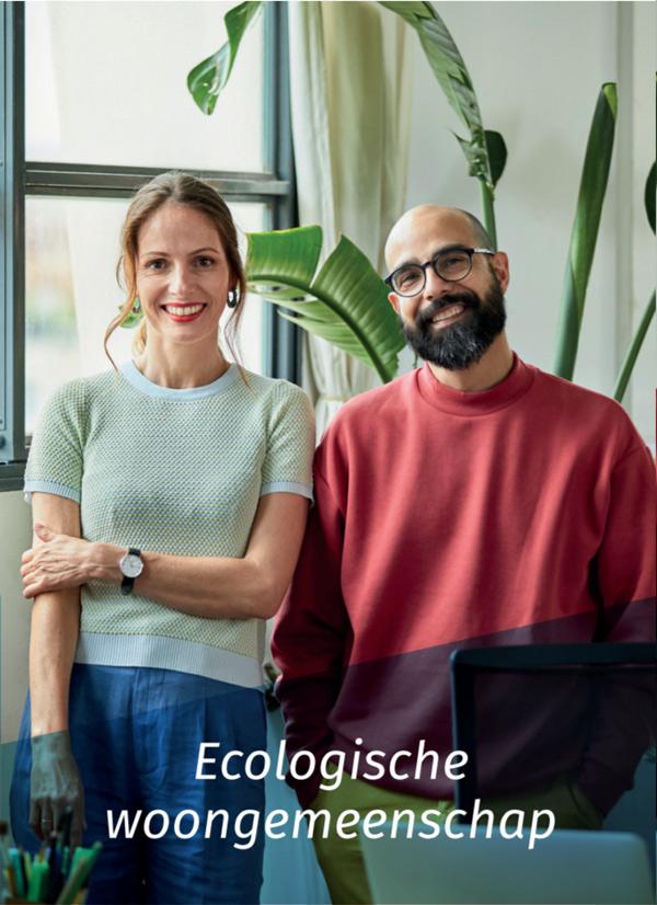ecologische woongemeenschap