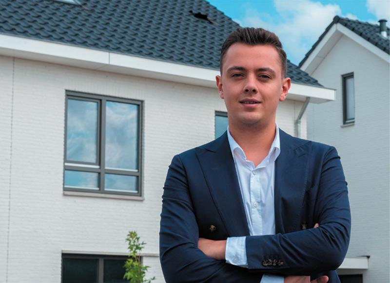 Peter van Kreij Junior Projectontwikkelaar